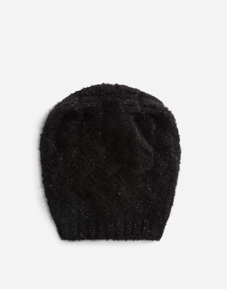 Dolce & Gabbana Slouchy Wool And Cashmere Hat