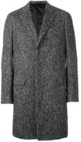 Lanvin concealed fastening overcoat - men - Polyamide/Viscose/Wool/Alpaca - 54