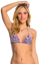 O'Neill Swimwear Mandala Reversible Triangle Bikini Top 8144824