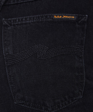 Nudie Jeans Breezy Britt Jeans Worn Black