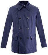 Zegna Water-repellent pea-coat