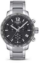 Tissot Quickster Anthracite Dial Men's Watch, 42mm