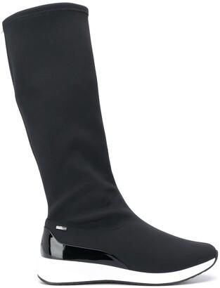Högl Knee-High Sock Sneaker-Boots