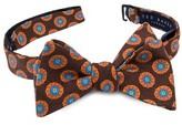 Ted Baker Men's Floral Medallion Silk Bow Tie