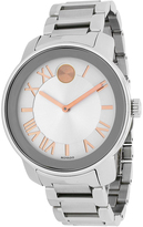 Movado 3600196 Women's Bold Silver Stainless Steel Watch