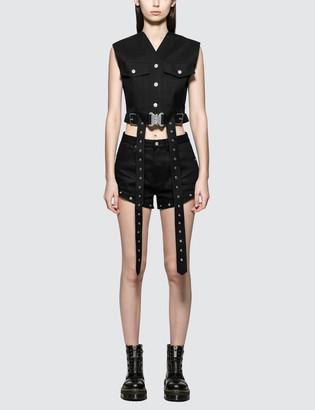 Alyx Mackintosh Cropped Vest
