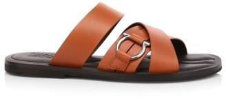 Salvatore Ferragamo Atina Leather Strappy Sandals