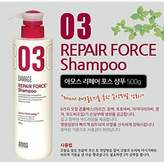 AMOREPACIFIC amos damage repair force shampoo for damaged hair,made in Korea, kstyle