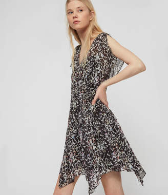 AllSaints Malley Leofall Dress