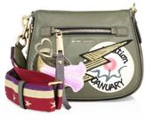 Marc Jacobs Patchwork Saddle Bag