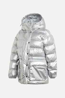 adidas by Stella McCartney Mid Long Puffer Coat