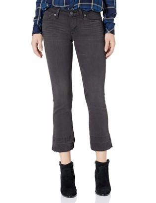 Lucky Brand Women's Lolita Shrunken Boot Jean in Buckeye 25