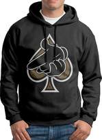 Sarah Men's Crooks And Castles The Airgun Spades Hoodie XL