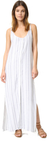 Bella Dahl Button Front Maxi Dress