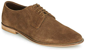 Frank Wright FINLAY men's Casual Shoes in Brown
