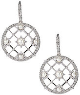 Nadri Isolde Pearl Drop Earrings