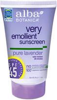 Alba Pure Lavender Sunscreen SPF 45 by 1oz Sunscreen)