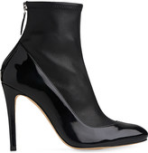 LK Bennett Kylie leather heeled ankle boots