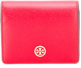 Tory Burch logo purse - women - Leather - One Size