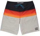 Billabong 'Tribong X' Board Shorts (Big Boys)