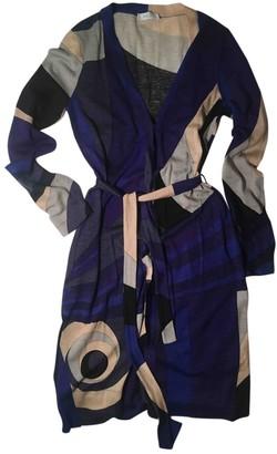 Emilio Pucci Blue Wool Knitwear for Women