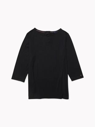Tommy Hilfiger Boatneck T-Shirt