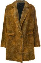 Avant Toi classic buttoned coat
