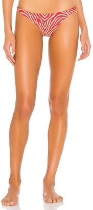 Vix Paula Hermanny Basic Cheeky Bikini Bottom