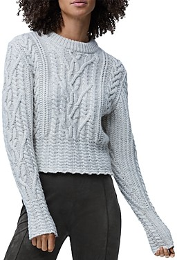 French Connection Joettta Cable Knit Sweater
