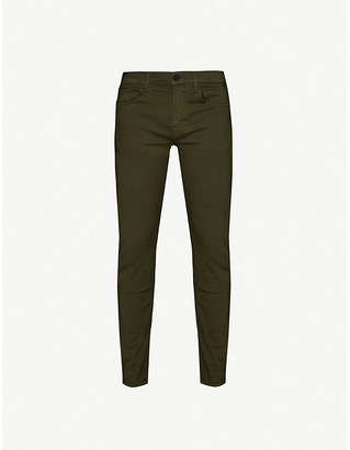 7 For All Mankind Slimmy Tapered Performance Plus slim-fit jeans