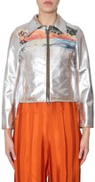 Golden Goose Metallic Mira Jacket