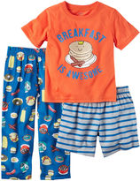 Carter's 3-pc. Pant Pajama Set Boys