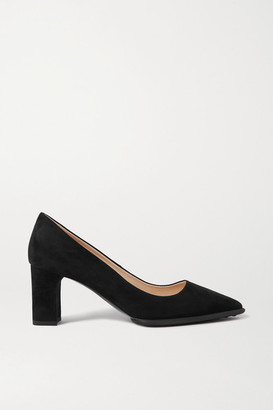 Tod's Suede Pumps - Black