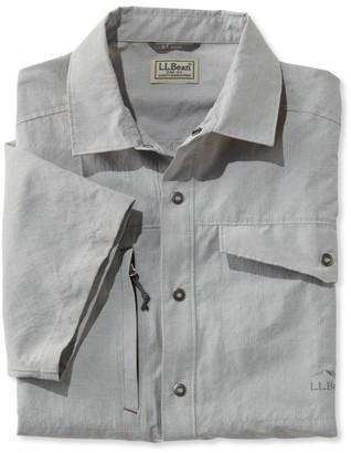 L.L. Bean Mountainside Trail Shirt, Short-Sleeve