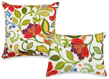 Bed Bath & Beyond Outdoor Pillow Collection - Wildwood