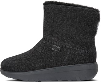 FitFlop Mukluk Metallic Ankle Boots