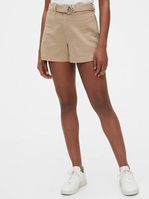 """Gap 4"""" High Rise Shorts"""
