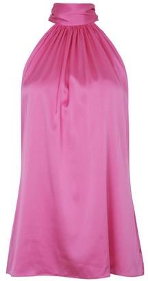 Ramy Brook Lori Hot Pink Top - XS