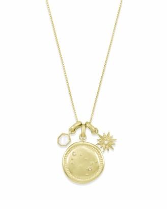 Kendra Scott June Gemini Charm Necklace Set