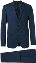 Armani Collezioni two piece suit - men - Cotton/Spandex/Elastane/Viscose/Acetate - 48