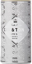 Bath House Gin And Tonic Bath Salts Tube