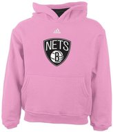 adidas Toddler Pullover Hoodie Alternate - Brooklyn Nets - 2T