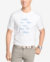Izod Men's Schooled Graphic-Print T-Shirt