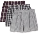 Fruit of the Loom Men'slow rise collection woven boxer