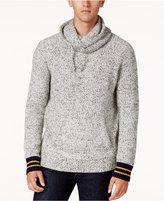 Tommy Hilfiger Men's Frank Drawstring Funnel-Neck Sweater