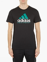 adidas Black Equipment T-Shirt