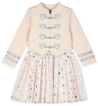 Baby's & Little Girl's Disney x Pastourelle By Pippa & Julie Minnie Tutu Majorette Dress