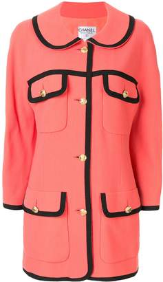 Chanel Pre Owned Long sleeve jacket