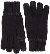 BOSS ORANGE Men's Graas-2 Gloves, Blue (Dark Blue), One size