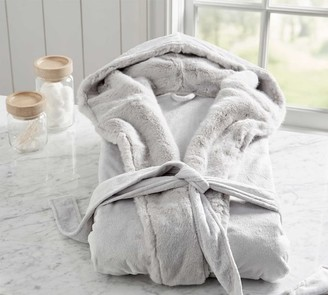 Pottery Barn Faux Fur Robes
